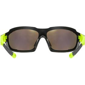 UVEX sportstyle 710 Cykelglasögon gul/svart